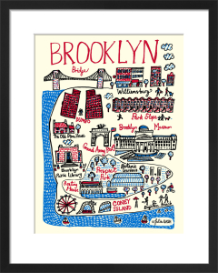 Brooklyn by Julia Gash
