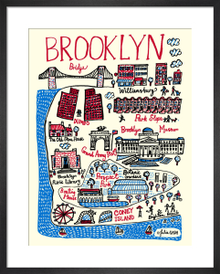 Brooklyn by Julia Gash