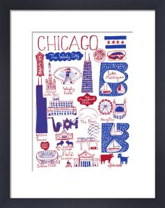 Chicago by Julia Gash