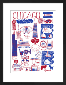 Chicago by Julia Gash