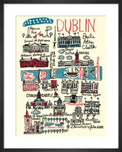 Dublin by Julia Gash
