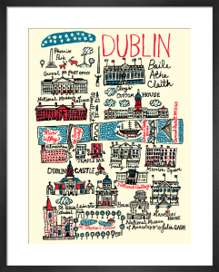 Dublin by Julia Gash