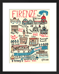 Firenze by Julia Gash