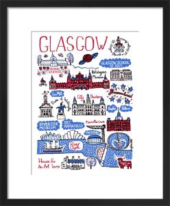 Glasgow by Julia Gash