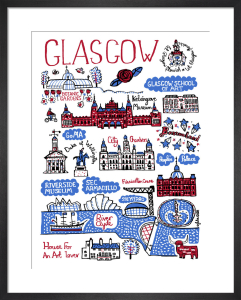 Glasgow by Julia Gash