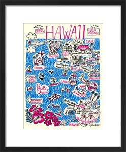 Hawaii by Julia Gash