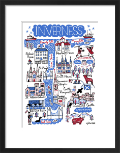 Inverness by Julia Gash
