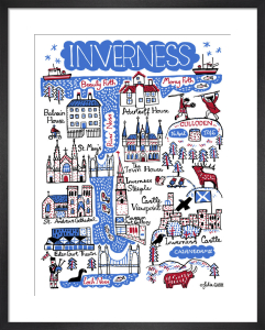 Inverness by Julia Gash