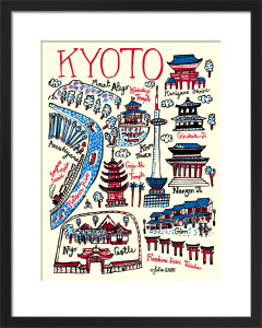 Kyoto by Julia Gash