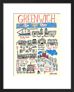 London - Greenwich by Julia Gash