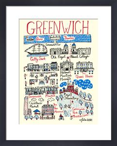 London - Greenwich by Julia Gash