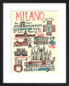 Milano by Julia Gash