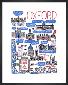 Oxford by Julia Gash