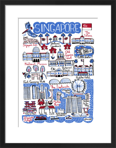 Singapore by Julia Gash
