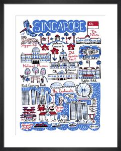 Singapore by Julia Gash