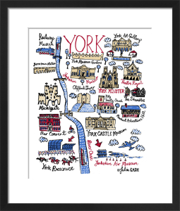 York by Julia Gash
