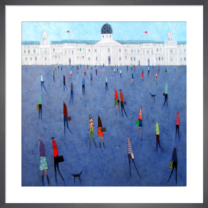 The Square by Emma Brownjohn