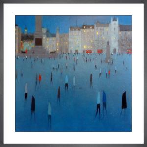 Blue Light by Emma Brownjohn