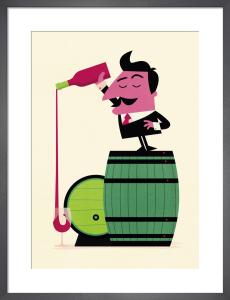 Wine by Spencer Wilson