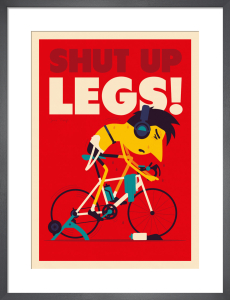 Shut Up Legs by Spencer Wilson