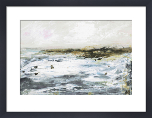 Winter Sea by Lesley Birch
