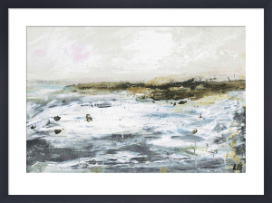 Winter Sea by Lesley Birch