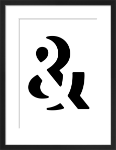 Ampersand by Simon C Page