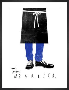 Barista by Ana Zaja Petrak