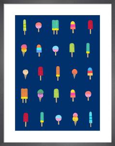 Ice Cream Heaven by Ana Zaja Petrak