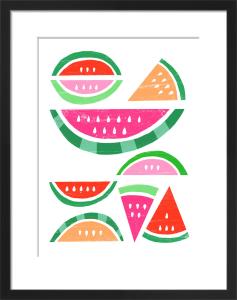 Watermelon White by Ana Zaja Petrak