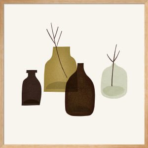 Vases by Clare Owen