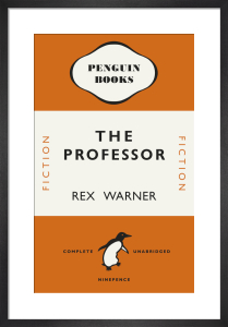 The Professor by Penguin Books
