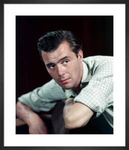 Dirk Bogarde 1954 by Hollywood Photo Archive