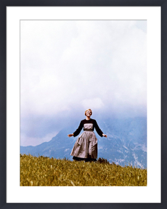 Julie Andrews (The Sound of Music) 1965 by Hollywood Photo Archive