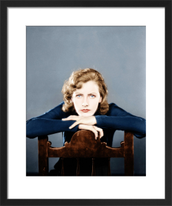 Greta Garbo by Hollywood Photo Archive