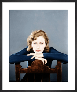 Greta Garbo by Hollywood Photo Archive