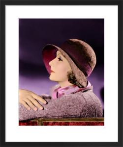 Greta Garbo (Susan Lenox) 1931 by Hollywood Photo Archive