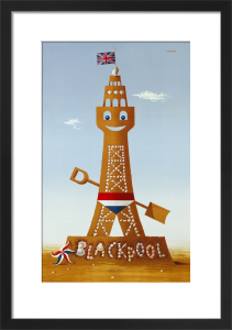 Blackpool by Abram Games