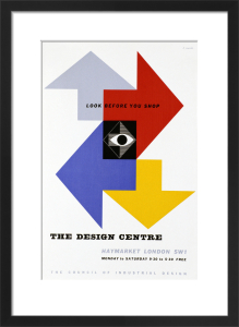 The Design Centre by Abram Games
