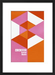 Chichester Festival Theatre by Abram Games