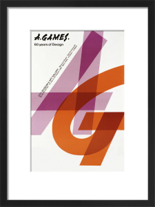 A.Games - 60 Years of Design by Abram Games
