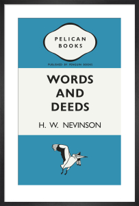 Words and Deeds by Penguin Books
