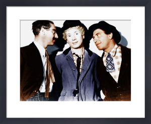 The Marx Brothers (Horse Feathers) 1932 by Hollywood Photo Archive