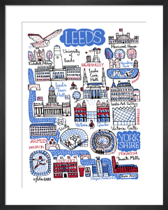 Leeds by Julia Gash