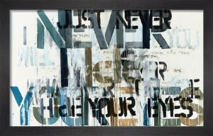 Never Hide Your Eyes by Niki Hare