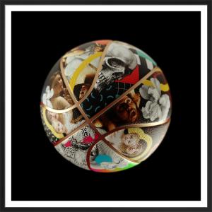 Game Ball 01 by Jimi Crayon