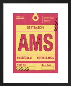 Destination - Amsterdam by Nick Cranston