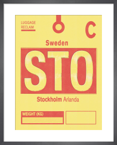 Destination - Stockholm by Nick Cranston