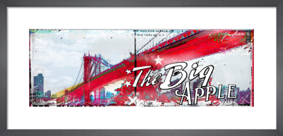 The Big Apple by Teis Albers