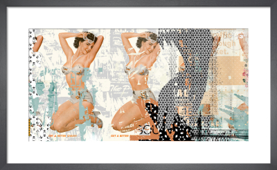 Double Pinup by Teis Albers
